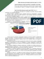 Analiza Economico-financiara a Brokerilordealerilor Pentru Anul 2015