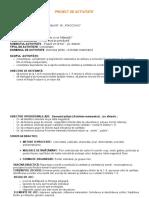 Proiect Gradinita Ds