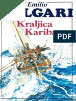 Kraljica Kariba - Emilio Salgari