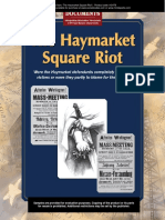 The Haymarket Square Riot