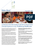Policy Brief RO