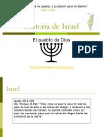HISTORIA DE ISRAEL PUEBLO DE DIOS.ppt