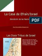La Casa de Efraim-Israel