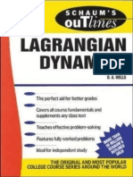 Dare Wells-Schaum's Outline of Lagrangian Dynamics (1967).pdf