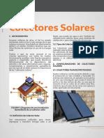 Paper Colectores Solares