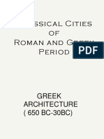 Classical Cities
