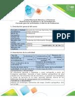 Guía de Actividades y Rúbrica de Evaluación - Paso 5 - Elaboración de Mapas