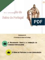 A Formação Do Reino de Portugal (1)