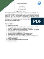 Case Study HR Recruitment Part I