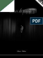 Cours de Piano Saint-Hubert Brochure