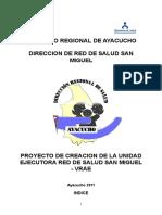 Proyecto Red San Miguel - Vraec