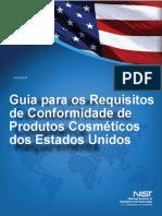 Conformidade de Criação de Cosmeticos Nos EUANIST.ir.8178port