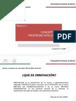 Conceptos de Propiedad Intelectual 2