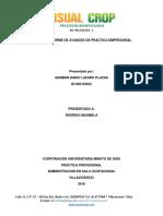 informe 3 gerencial