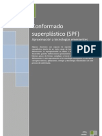 Conformado Superplastico