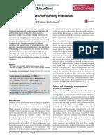 Toward a Quantitative Understanding of Antibiotic 2017 Current Opinion in Bi