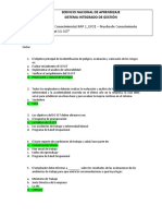 Evidencia 1 Planifiacion SGSST
