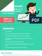 E-book Cultura Organizacional