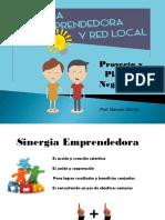 Proyecto y Plan de Negocio 1