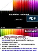Psy Stockholm Syndrome