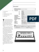 FG2A Specification fdasfasfSheet
