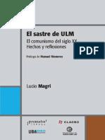 Magri Lucio - El sastre de Ulm.pdf