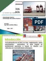 13 Nov - Mañana - 1ra Expo - Pavimentos Portuarios