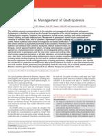 ajg 2012 Gastroparesis, Management of.pdf