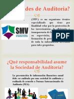 Auditoria en el Peru