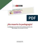 LA PEDAGÓGIA HA MUERTO.pdf