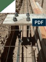 19 anker ploča u betonu