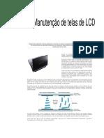 Notebooks, Manutenção de Telas de LCD