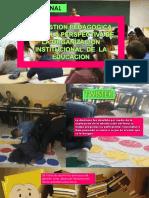 Gestion Pedagogica Aporte 2