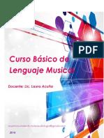 Clase 2 Lenguaje Musical