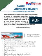 Taller Import Export2