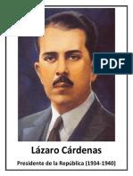 Personajes Destacados Del Cardenismo