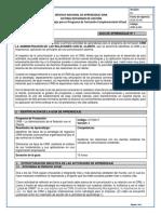 Guía de Aprendizaje AA1 - CRM VFin