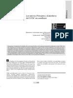 Los Nuevos Principios y Estándares Del NTSC en Castellano - PDF