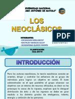 Semana 06 - Los Neoclásicos