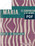 Maria, El Carpintero y El Niño_Pedro Maria de Iraologoitia