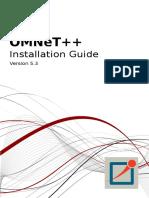 Install Guide Omnet++ 5.3