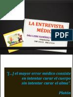 Entrevista Médica - Clase y Tarea