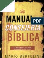 574 - Mario Bertolini - Manual de Consejería Bíblica