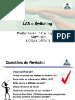 Enlaces LAN - Walter Cunha