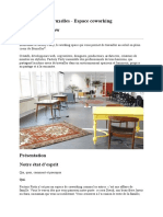 Factory Forty Bruxelles - Espace coworking -  Work. Meet. Grow
