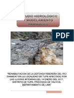Hidrológico e Hidraulico_q Chancay 26-10-17