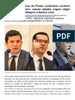 Raízes Autoritárias Do Poder Judiciário Brasileiro