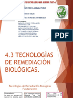 Expo Tec de Remediacion Biologicas