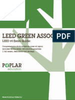 Poplar LEED v4 GA Study Guide 1.8.102414 (Original)