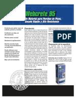 Ficha Técnica Webcrete 95 (1)